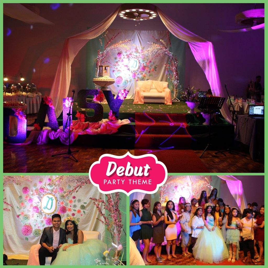 Debut Party Violet 18 Rooms498
