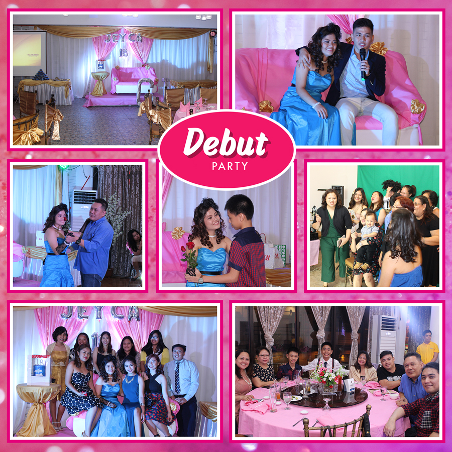DEBUT PARTY EVENTS VENUE - GLORIA MARIS WILSON 0998-992-9200