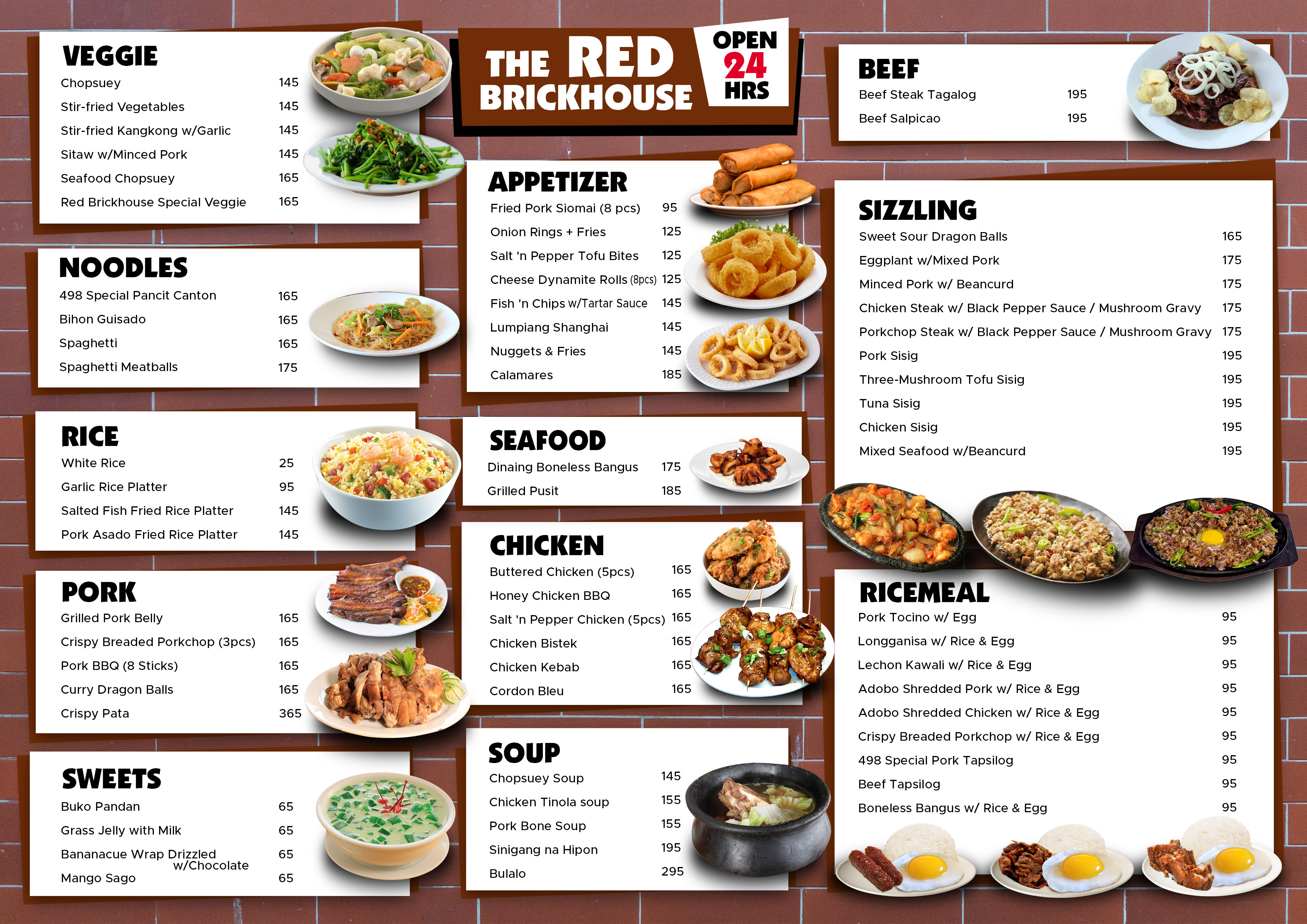 The Red Brickhouse Open 24 Hours Mandaluyong Metro Manila