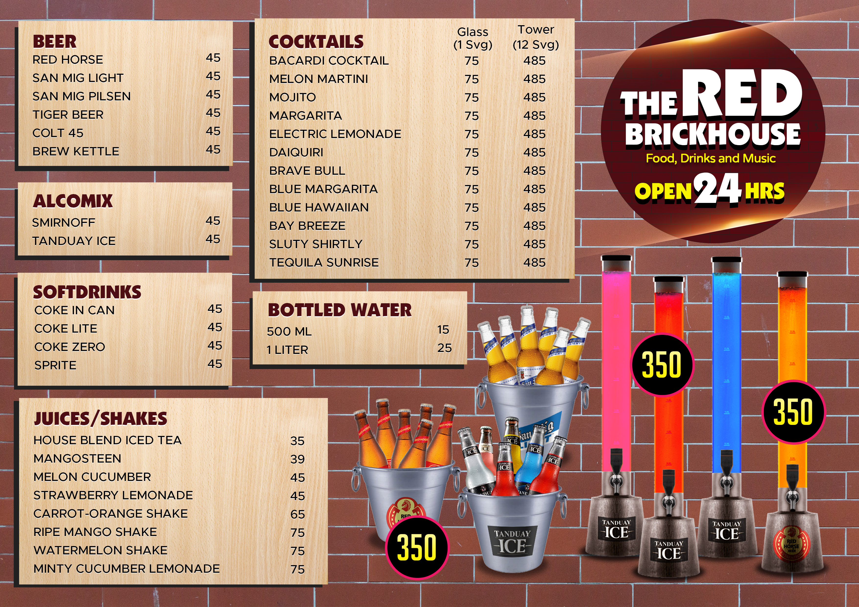 The Redbrickhouse open 24 hrs Mandaluyong Metro Manila