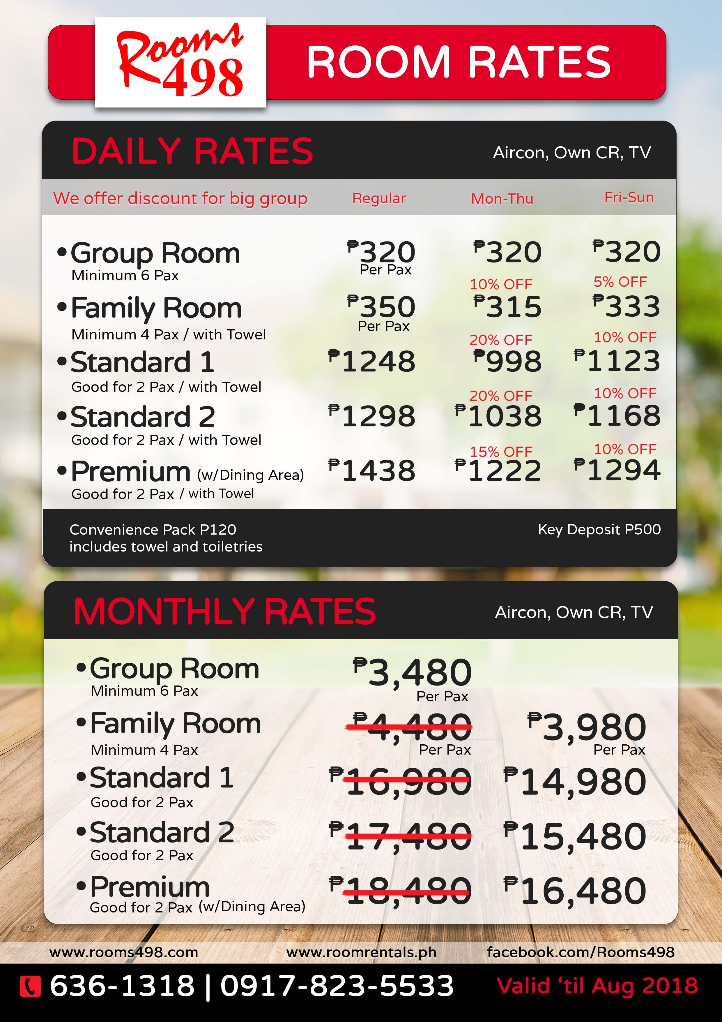 Affordable room in manila Affordable room in manila