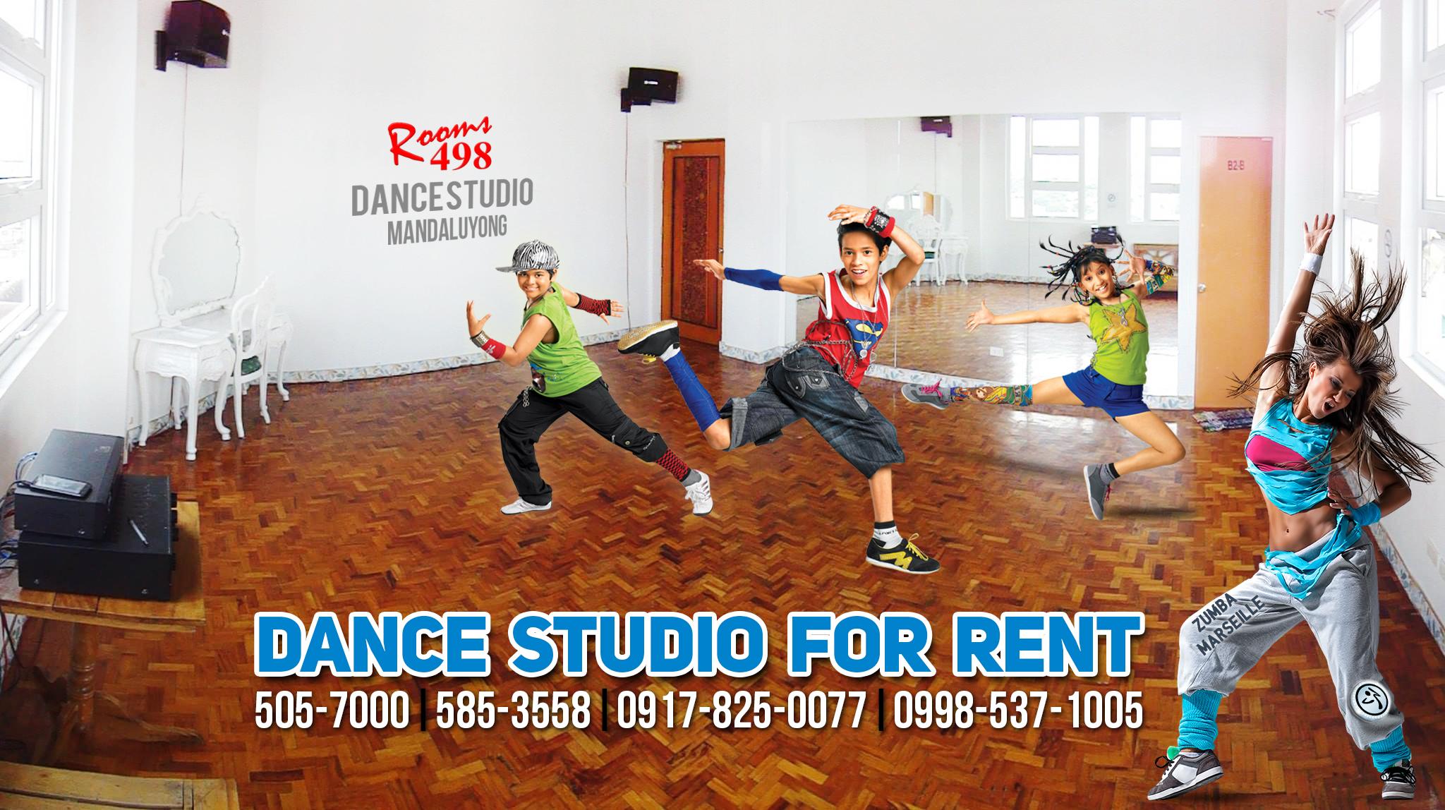 rooms498 dance studio for rent rooms498.com