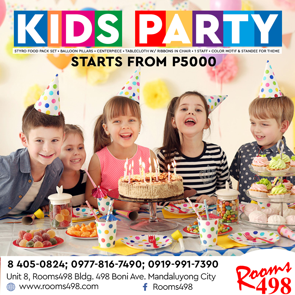 Affordable Kids Party Venue rooms498.com
