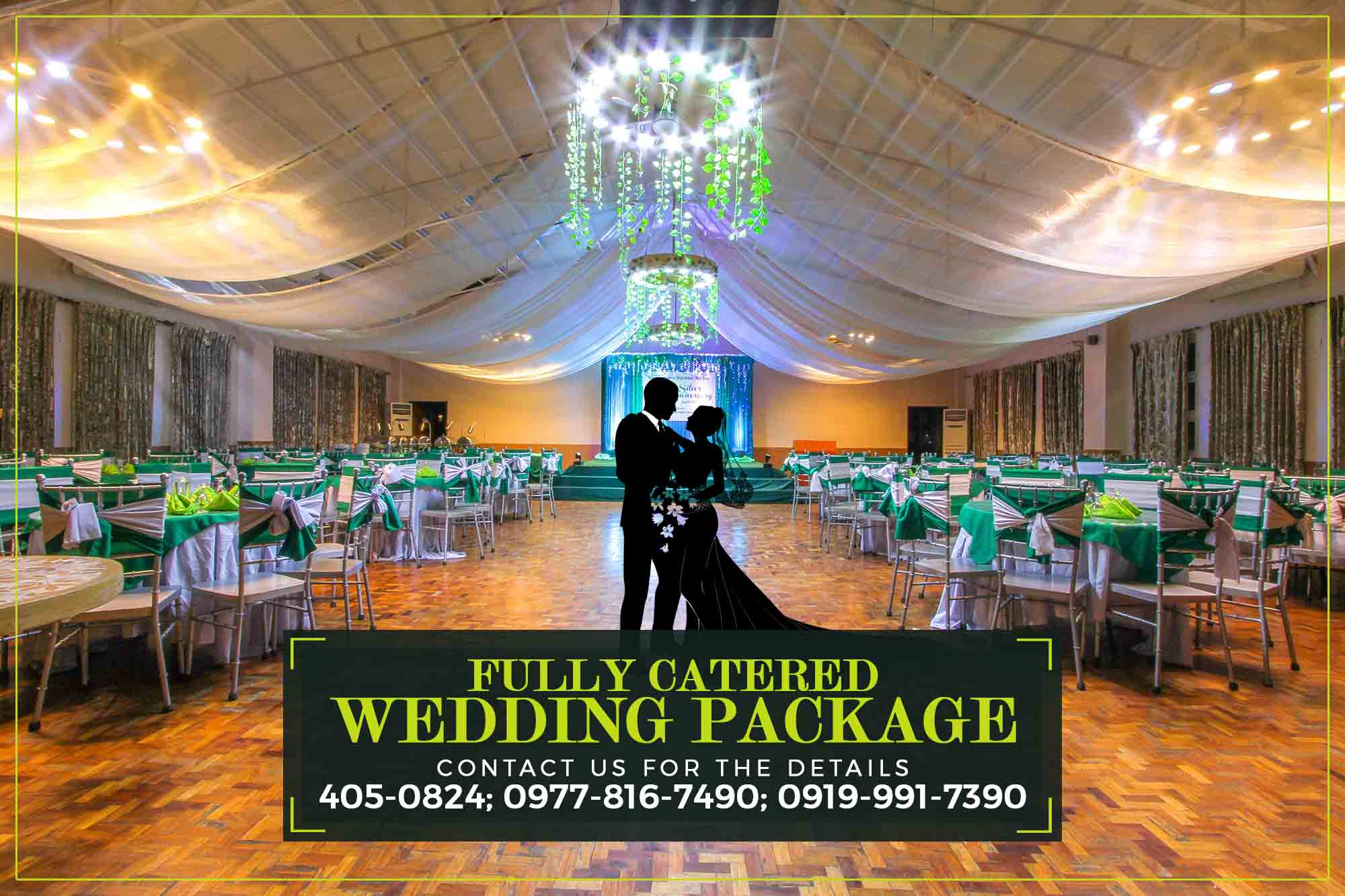 Affordable Wedding Venue with all in packages. rooms498.com