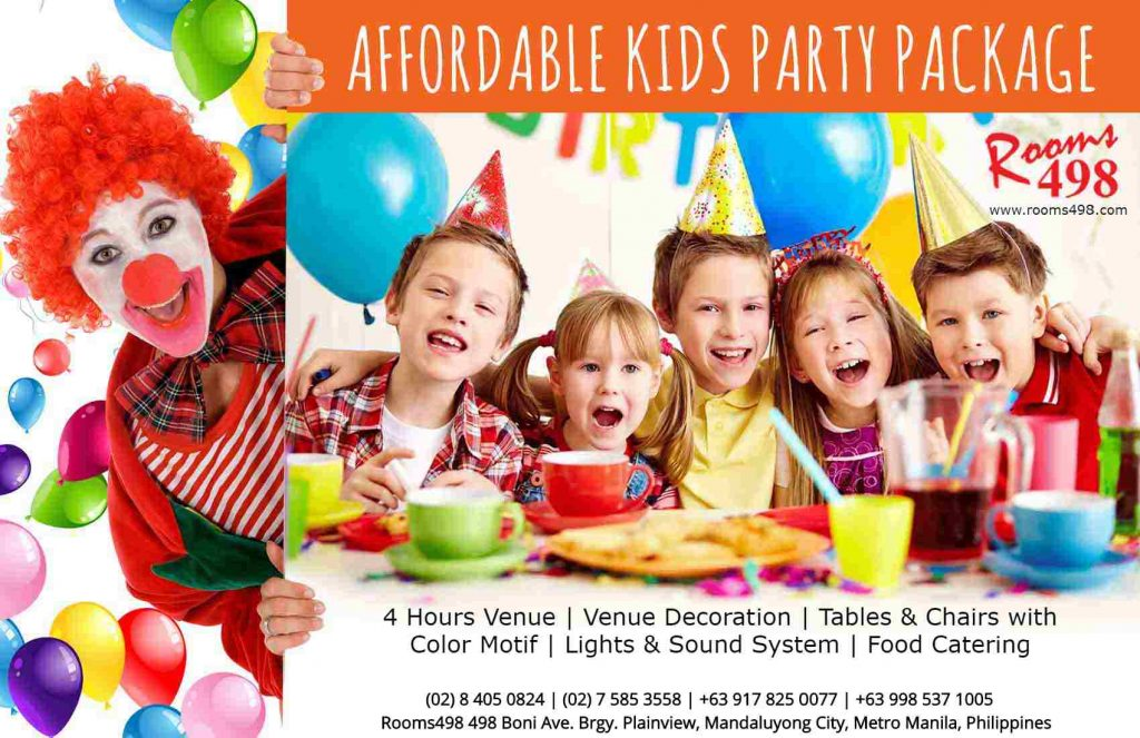 Kids Party - Rooms498-party-theme-events-function-venue-rooms498.com